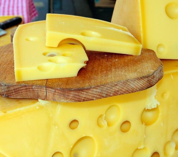 Как в домашних условиях сделать голландский сыр