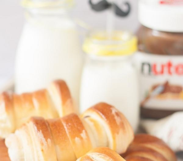 Cookit Przepis Na Drożdżówki Z Nutellą