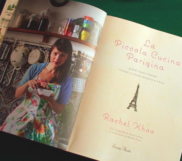 Cookit Przepis Na Książka Rachel Khoo Mała Paryska Kuchnia