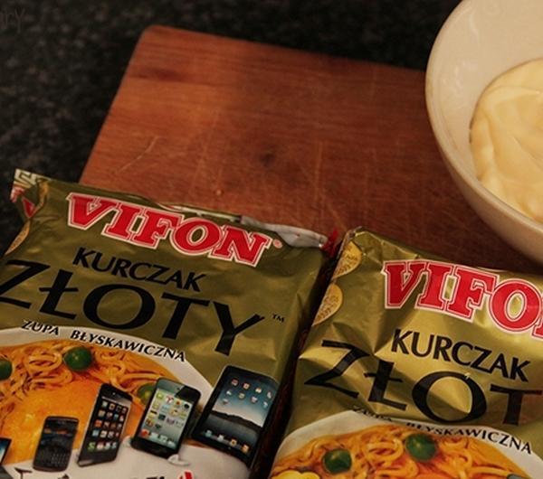 Cookit Przepis Na 008 Salatka Vifon