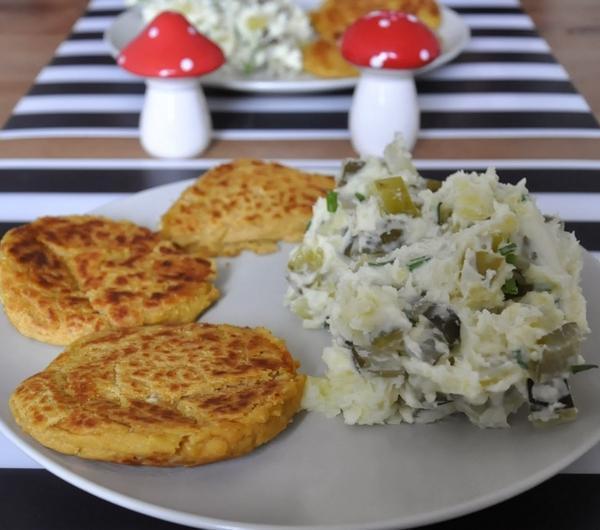 Cookit Przepis Na Pomysl Na Tani Obiad Czyli Weganskie Kotlety Z