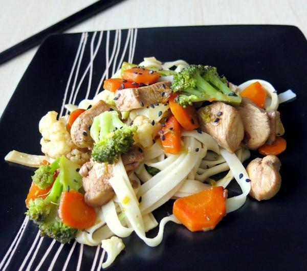 Cookit Przepis Na Kurczak Z Warzywami Po Chinsku