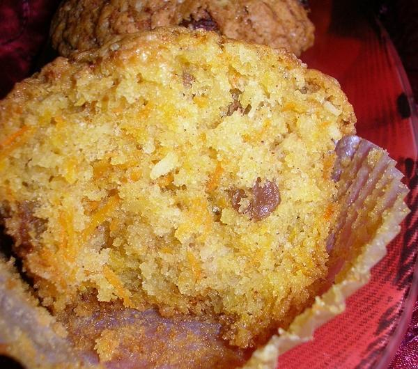 Cookit Przepis Na Muffiny Marchewkowe Z Korzenna Nuta