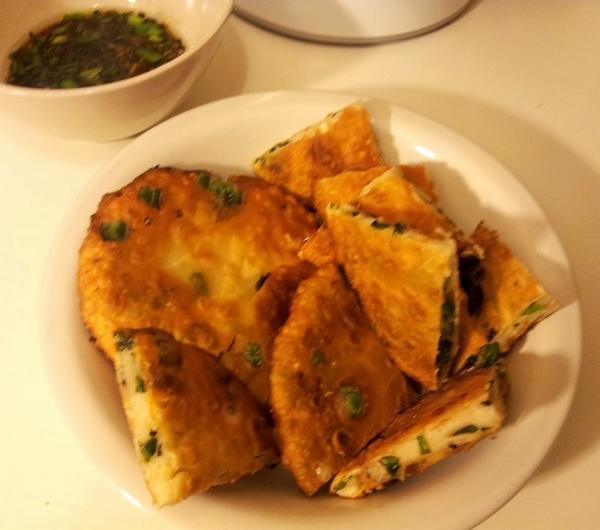 Cookit Przepis Na Chinskie Placki Ze Szczypiorkiem Cong You Bing