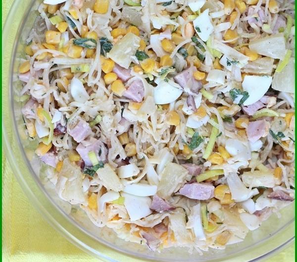 Cookit Przepis Na Salatka Sylwestrowa I Noworoczne Zyczenia