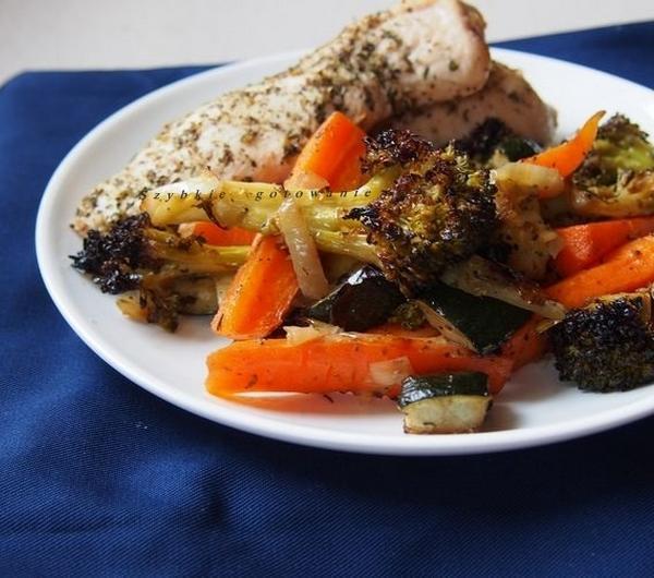 Cookit Przepis Na Pieczone Warzywa Pyszny Dodatek Do Obiadu