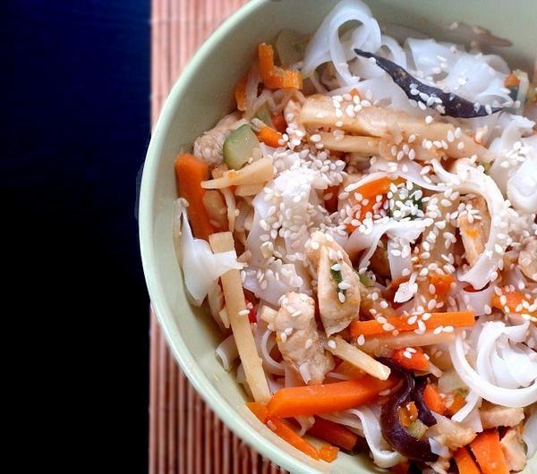 Cookit Przepis Na Kurczak Po Chinsku Z Sezamem