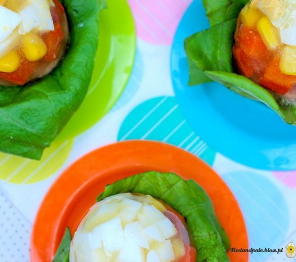 Cookit Przepis Na Wielkanocne Galaretki Jajka
