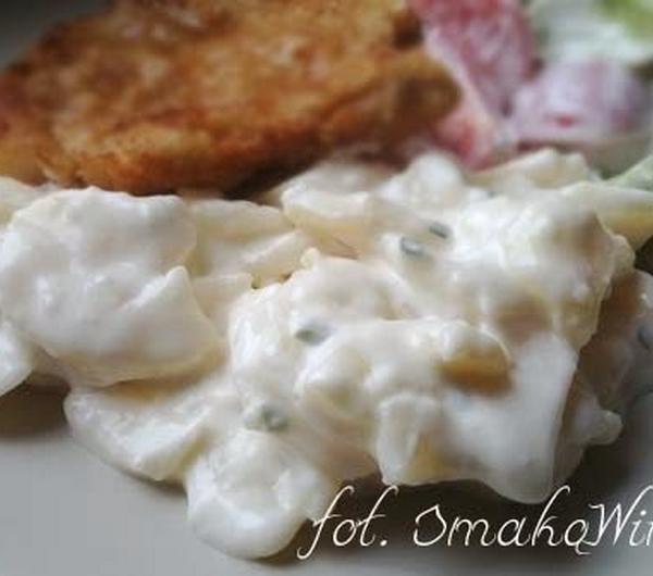 Cookit Przepis Na Kartoffelsalat Niemiecka Salatka Ziemniaczana