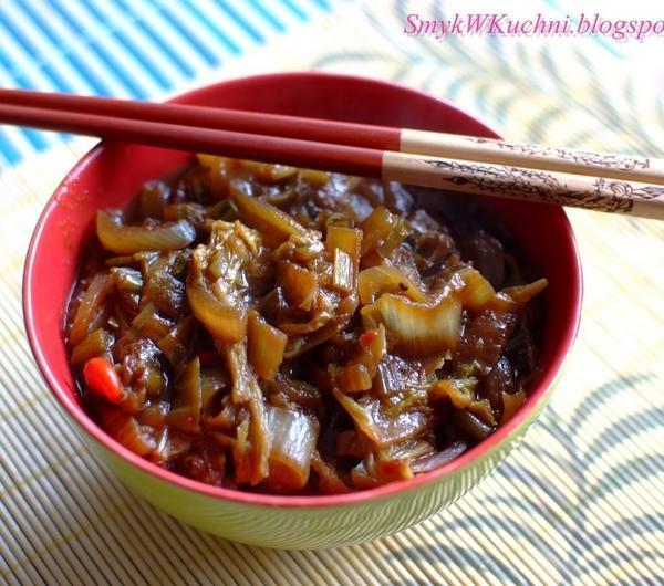 Cookit Przepis Na Kapusta Pekinska Kuchnia Chinska