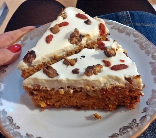 Cookit Przepis Na Dietetyczne Ciasto Marchewkowe