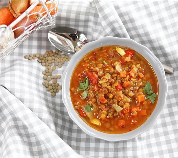 Cookit Przepis Na Rozgrzewająca Zupa Z Soczewicy