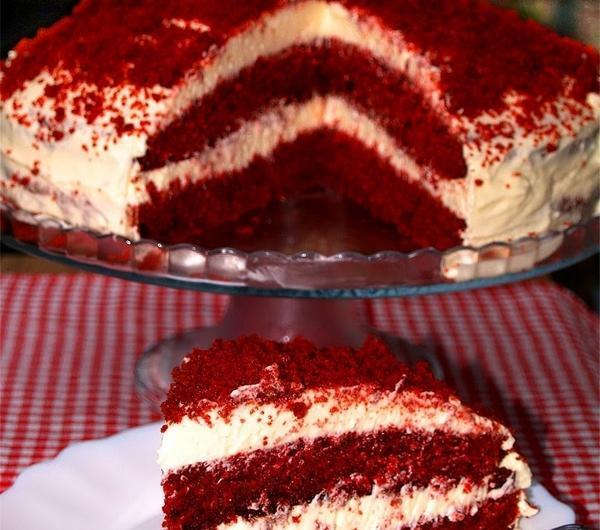 Cookit Przepis Na Red Velvet Cake