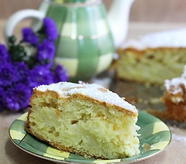 Cookit Przepis Na Ciasto Piaskowe Z Jablkami