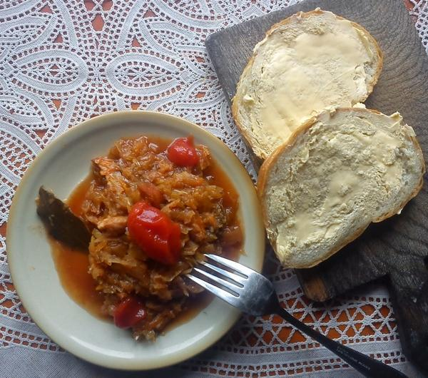Cookit Przepis Na Bigos Z Kapusty Mieszanej Kuchnia