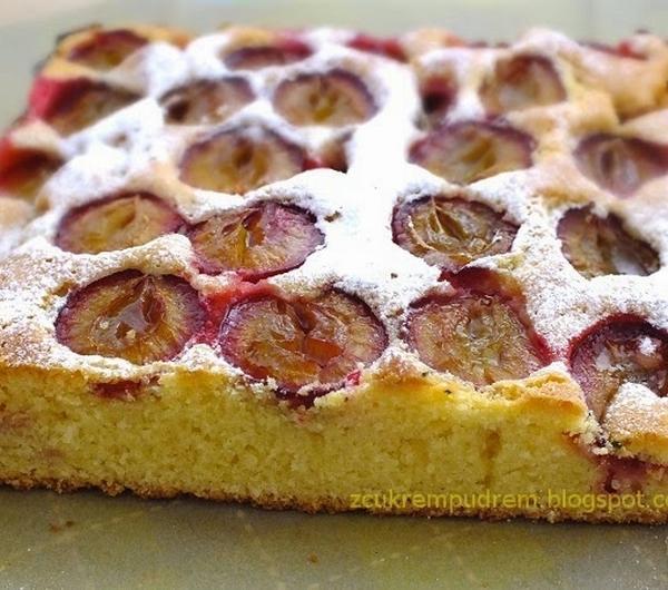 Cookit Przepis Na Ciasto Piaskowe Z Owocami