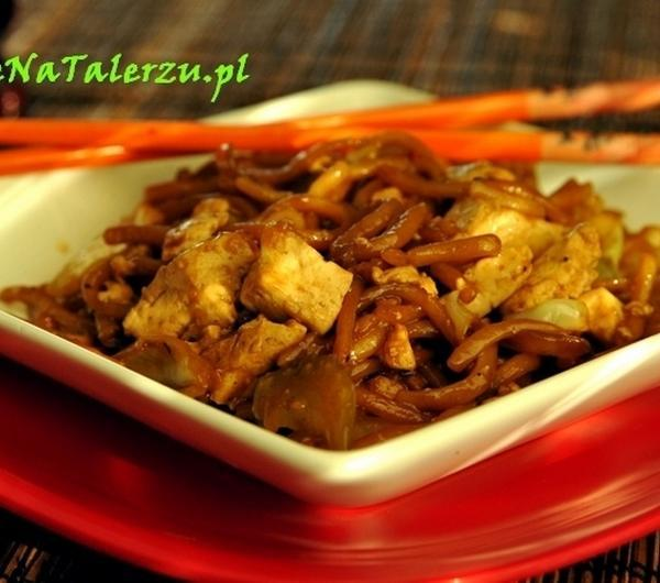 Cookit Przepis Na Chow Main Kuchnia Chinska Po Naszemu