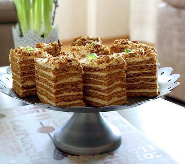 Cookit Przepis Na Marlenka