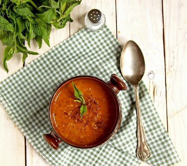 Cookit Przepis Na Turecka Zupa Z Czerwonej Soczewicy