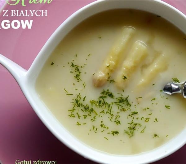 Cookit Przepis Na Zupa Krem Z Bialych Szparagow