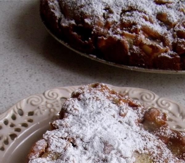 Cookit Przepis Na Ciasto Imbirowe Z Gruszkami