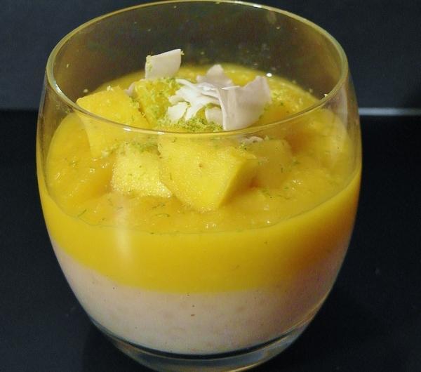 Cookit Przepis Na Kokosowy Deser Z Tapioki Z Mango