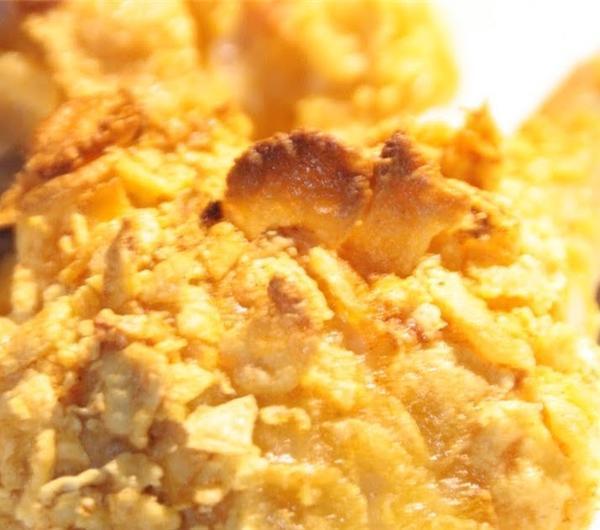 Cookit Przepis Na Kurczak W Ciescie Nalesnikowym Z Platkami