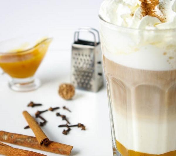 Przepis Na Dyniowa Latte (Pumpkin Spice Latte